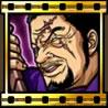 サウストのリセマラ当たりシーンカード 藤虎 盲目の剣士